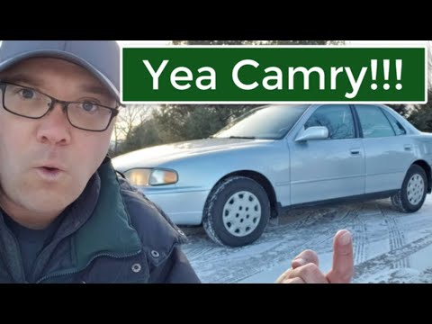 Should You Buy A Cheap ($1500) Toyota Camry?