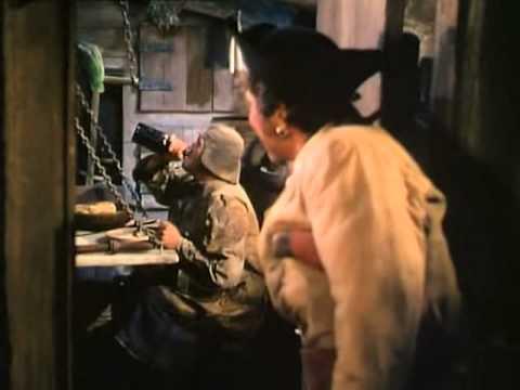 Chantey tune in TREASURE ISLAND (1950)