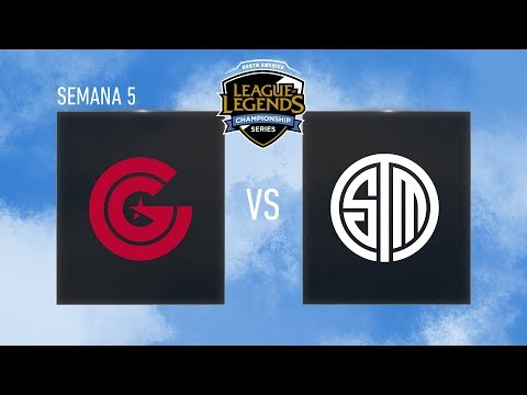 CLUTCH GAMING VS TEAM SOLO MID - LCS NA - SPRING SPLIT 2018 - #LCSNALVP5