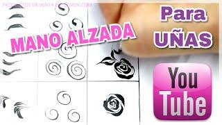 Clase #27 💖 30 EJERCICIOS PARA DOMINAR LOS TRAZOS DE MICROPINTURA/ TÉCNICA DE MANO ALZADA/ PINTURA thumbnail