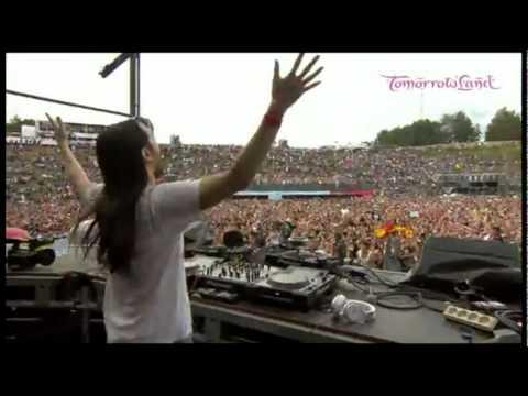 Afrojack, Dimitri Vegas & Like Mike, Nervo - The Way We See The World (Tomorrowland Anthem)