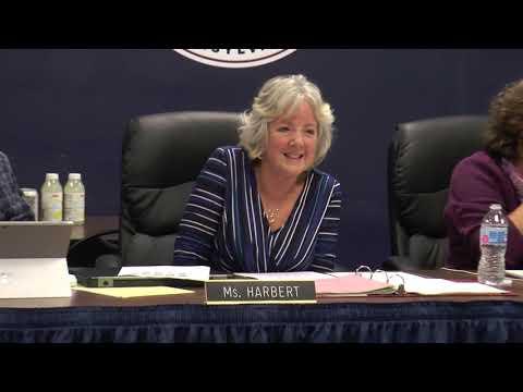 William Penn School District Board Business Meeting September 23, 2019