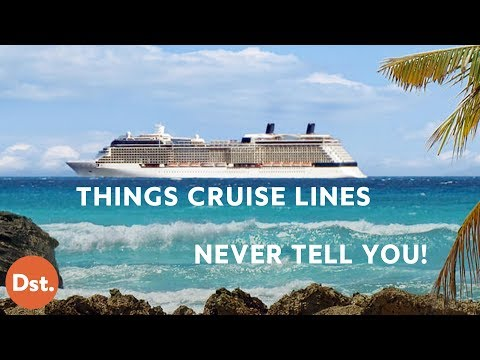 10 Things Cruise Lines Never Tell You