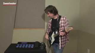 Line 6 Helix - Parameter Control Demo by Sweetwater Sound