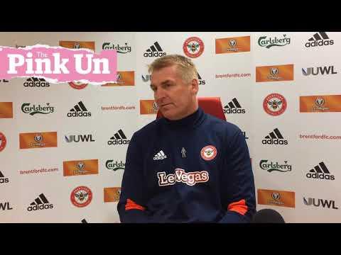 Brentford head coach Dean Smith on Norwich City League Cup defeat