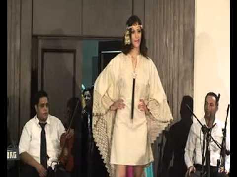 défilé de mode de lamia talmoudi aout 2012