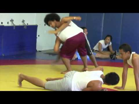 Booyaa Gym American Samoa Highlights