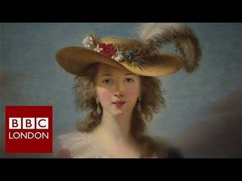 Women in art part 1 - Females in the Background  – BBC London News