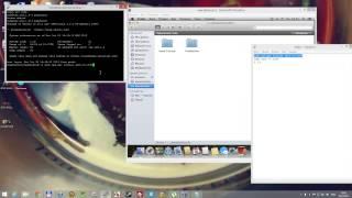 Как поднять сервер Time Machine и AFP На Ubuntu 12.04.3 Видеоурок от Gerki часть 2