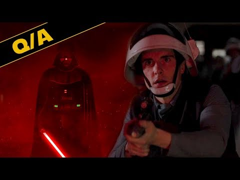 Was Darth Vader's Existence a Secret - Star Wars Explained Weekly Q&A