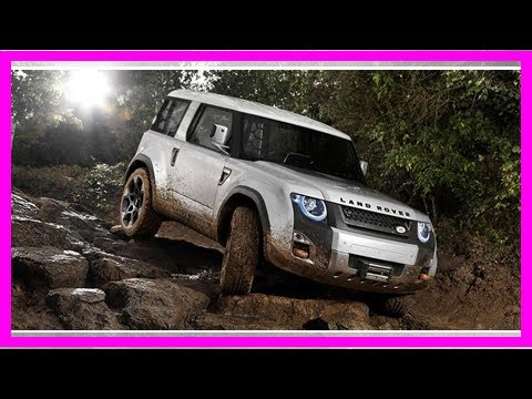 2020 Land Rover Defender News, Photos, Price & Release Date - What We Know About the New Land Rover