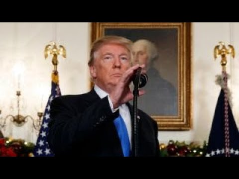 Download Youtube: Trump's dramatic shift of US foreign policy in Mideast