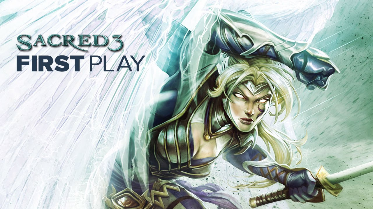 First Play: Sacred 3