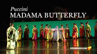 The Met: Live in HD: Madama Butterfly Trailer
