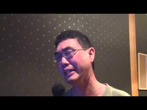 Japanese Folk Song by Greatest Karaoke Singer K.Fujiwara