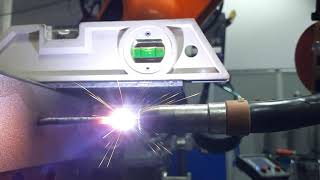 CLOOS - Additive Welding with MoTion Weld