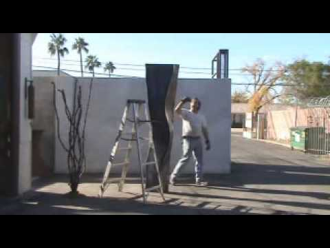 How to Figure an Angle on a Sculpture - Kevin Caron