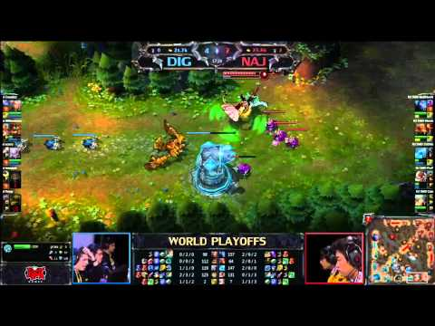 [S2WC] Dignitas vs NaJin Sword