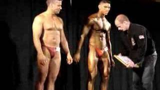 Ocean State Natural Men's Bodybuilding-Heavyweight Final