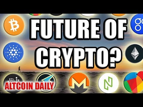 What will happen to cryptocurrency in the future
