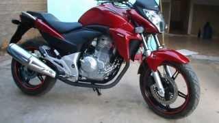 Cb 300r 2013 Flex Vermelha