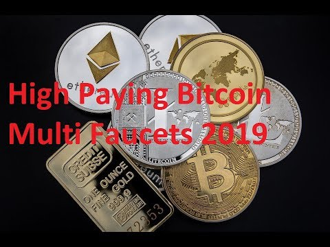 Highest Paying Bitcoin Faucets Free | Earn Bitcoin Online 2019