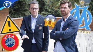 L'UEFA reprend de volée l'OM sur le fair-play financier | Revue de presse