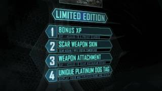 Crysis 2 Limited Edition Trailer