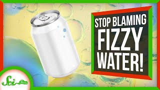 What Does Carbonated Water Do to Your Body?
