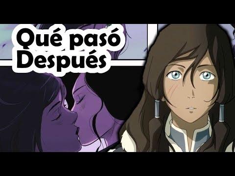 Leyenda de Korra Qué pasó después (Turf Wars Part One) Lalito Rams