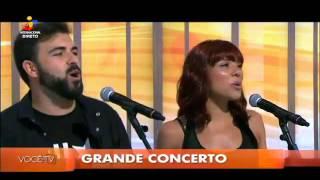 """MICKAEL CARREIRA """"Tudo o que tu quiseres"""" no Você na Tv (TVI) - Contacto para Concertos"""