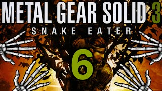 MGS3: Snake Eater HD - I Will Find You (PART 6) | Bone Zone