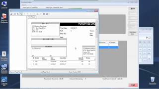 Restaurant pro express (rpe) - sending and receiving purchase orders