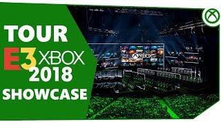 [Xbox E3 2018] Tour por el Showcase de Xbox [Español]