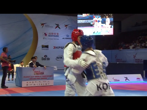 RABAT 2017 WORLD TAEKWONDO GRAND PRIX SERIES
