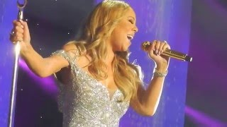 (HD) Mariah Carey- 11 we belong together live Rockhal Luxembourg 26-03-2016 Sweet Sweet Fantasy Tour