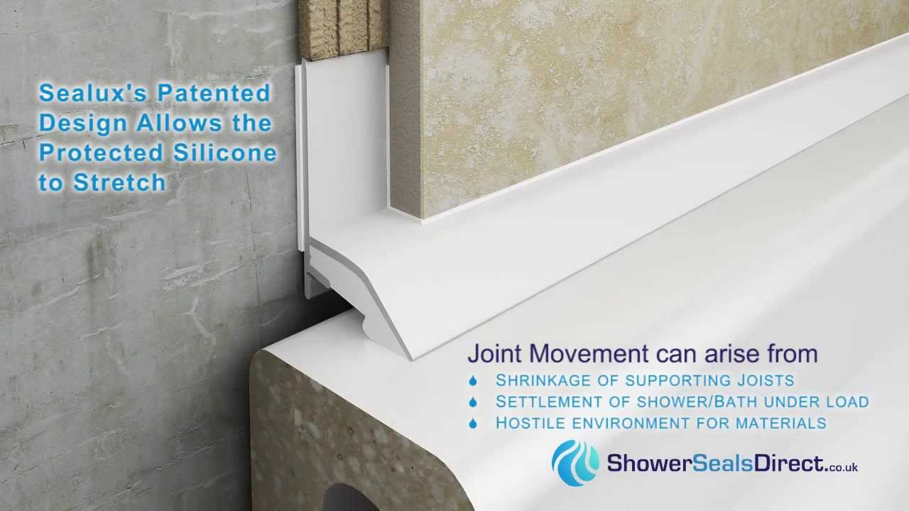 See How Sealux is Like No Other Bathroom Tiling Trim on the Market ...