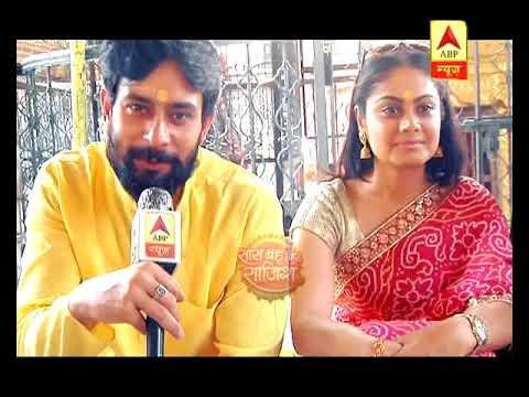 Download Actor playing Sai baba in upcoming Sony Tv show 'Mere Sai' visits Shirdi