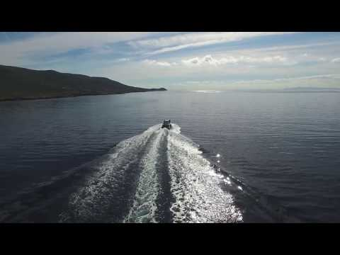Botnia Targa 25 MKII -  Cape Sounion Greece