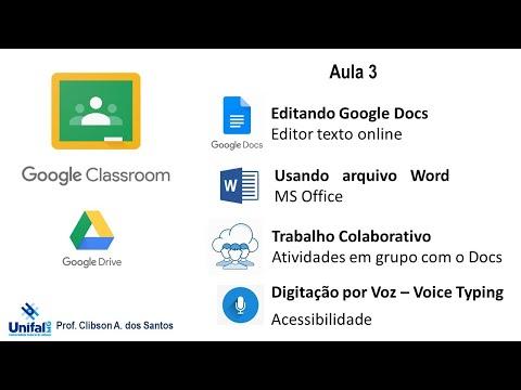 #3-google-sala-de-aula---google-documentos---editor-texto-e-ms-word