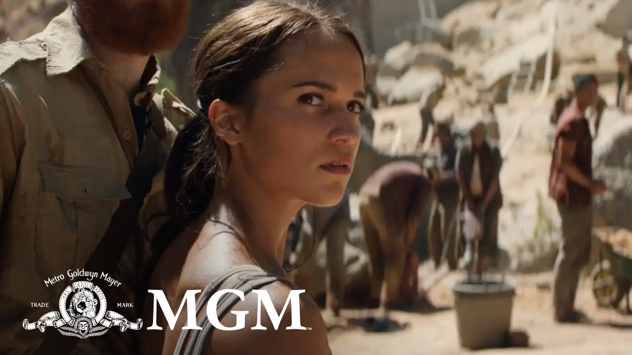 TOMB RAIDER ⚰️🏹 - Becoming Lara Croft | MGM