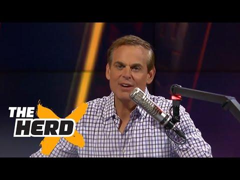 Cowherd: Bill Belichick reminds me of Tony Soprano -