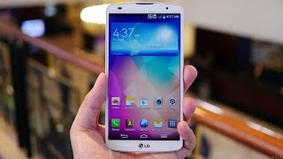 LG G Pro 2 - Hands On & First Look!