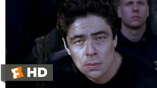 The Hunted (5/8) Movie CLIP - Learning How to Turn it Off (2003) HD