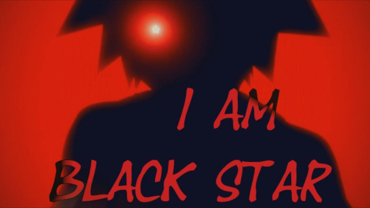 Soul Eater AMV I AM BLACK STAR
