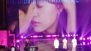 2017 KBS 연기대상 비투비(BtoB) 쌈마이웨이 OST 직캠 20171231