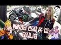 TEST Kawasaki Ninja 250 R - Sono riuscito a provare la moto della ragazza !!! ?? + 0 - 100 km/h!! ??