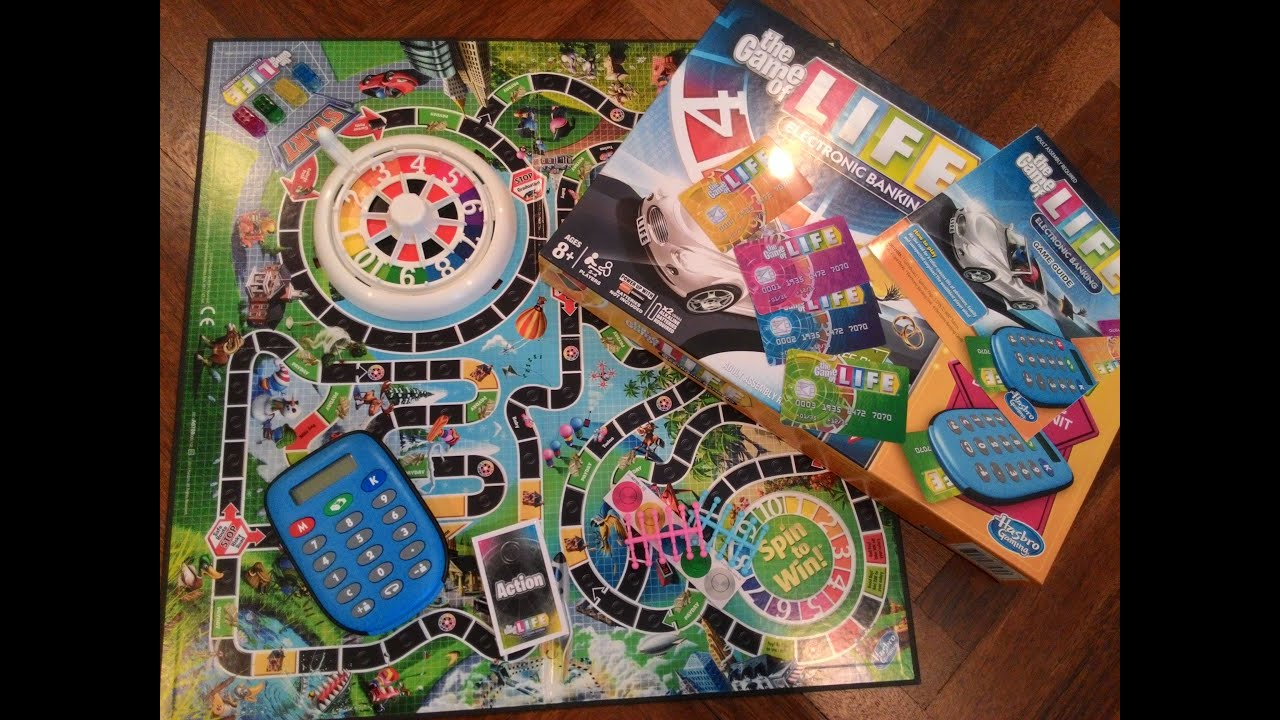 the game of life The game of life junior is a magical board game just like the adult game, but  made for younger kids 5+ get ready to have fun and create childhood memories.