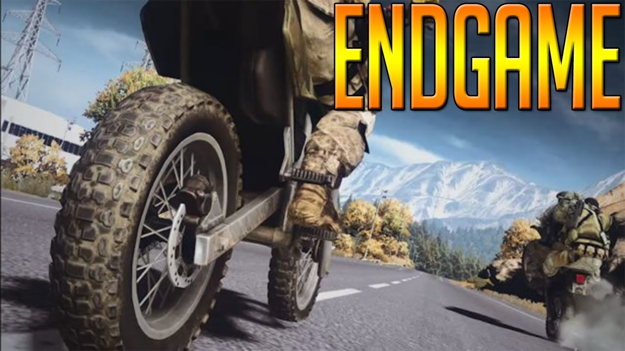 BF3 - END GAME DLC - LEAKED INFO!!! - I want a new youtube intro, hmu if you think you can make it happen. for free now.