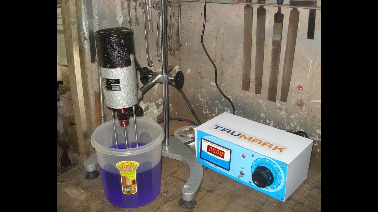 Laboratory Homogenizer, 5-10liter capacity, 7000 RPM, lab stirrer,  emulsifier